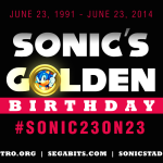 #Sonic23on23 Celebration Round-up