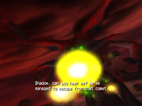 segabits shadow the hedgehog bullshit story