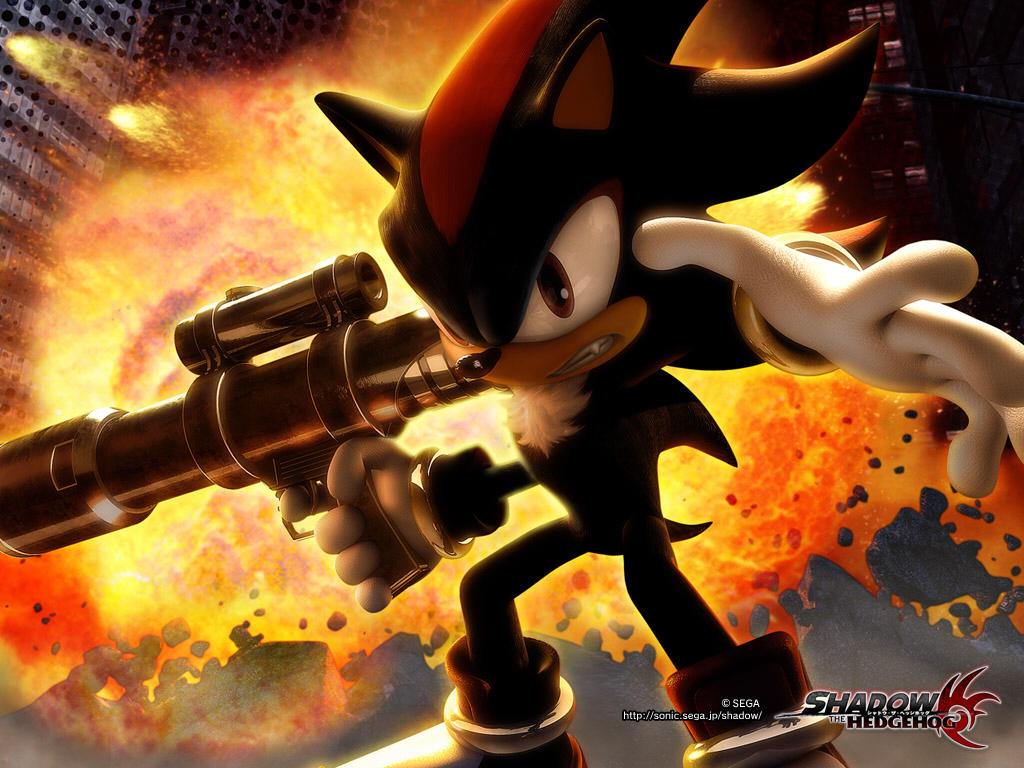 segabits shadow the hedgehog