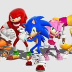 Sonic Boom the TV series trailer releases in time for E3