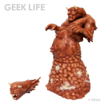Altered Beast: Stage 1 Boss Aggar now in statue form