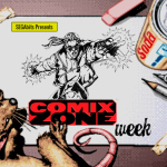 Turn the page, it's Comix Zone Week!