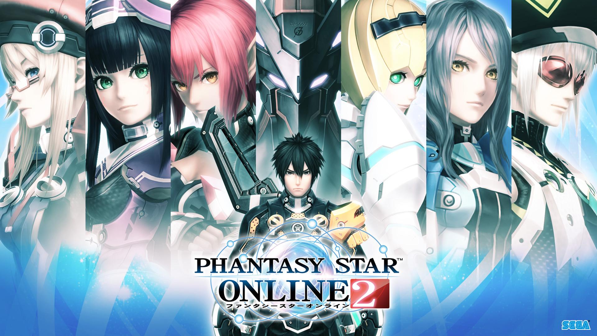 Phantasy Star Online 2 Episode 3 Set To Launch In August
