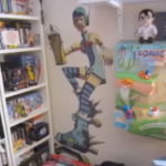 Take a SEGA game room collection tour with Barry the Nomad