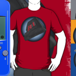 New to the SEGAbits store – SEGA Master System inspired shirts & VMU inspired designs
