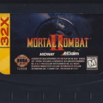 My Life with SEGA sees red in Mortal Kombat II for the SEGA 32X
