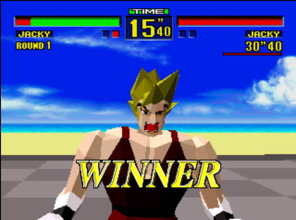 Virtuafighter32x