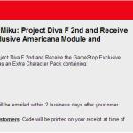 Hatsune Miku: Project DIVA F 2nd gets pre-order bonuses via Amazon and Gamestop