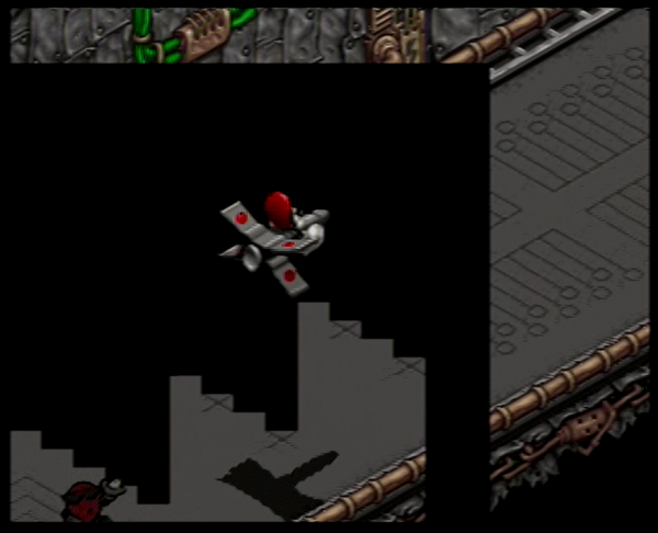 Several stages feature blank, black tiles in their environment.