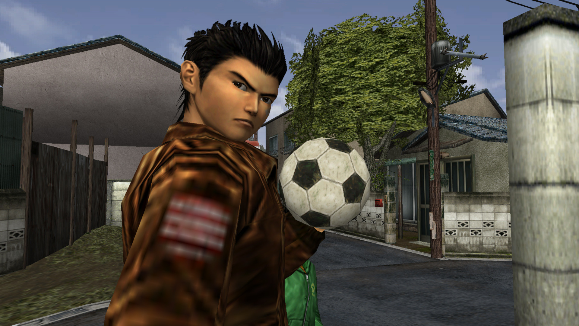 Round Table: What we want to see in Shenmue HD �� SEGAbits