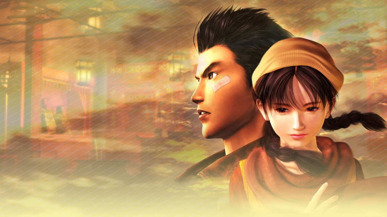 segabits shenmue epic pic