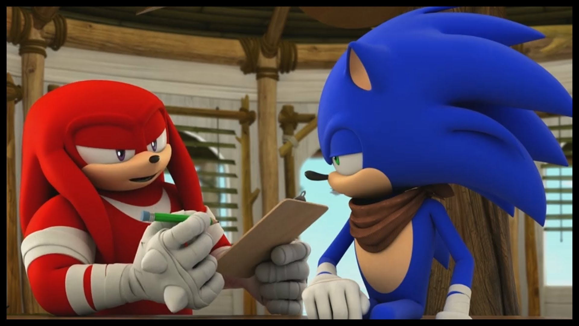 "TV Review: Sonic Boom - ""The Sidekick""/""Can an Evil Genius ..."