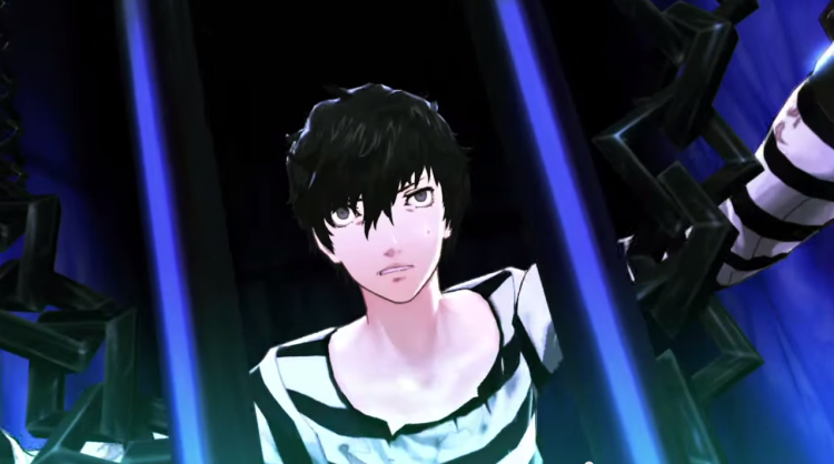 Protagonist Persona 5 Protagonist in Persona 5