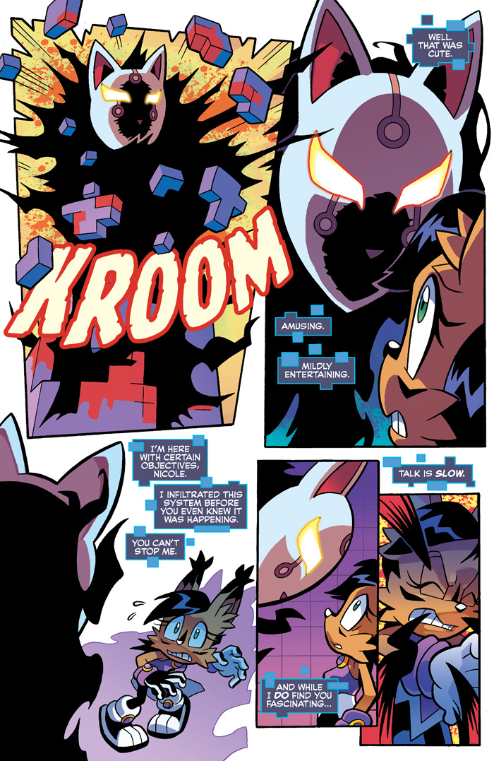 Archie Comics First Looks: Sonic Universe Issue 73 ...