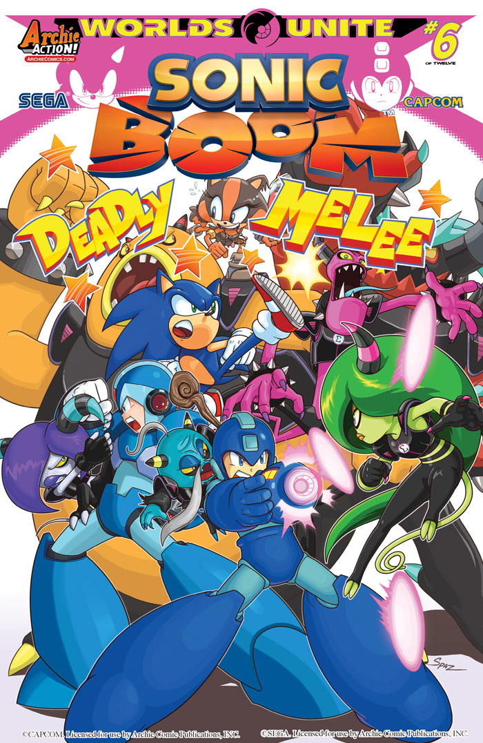 SonicBoom#9