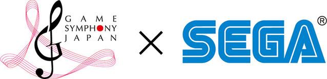 Game Symphony Japan X Sega