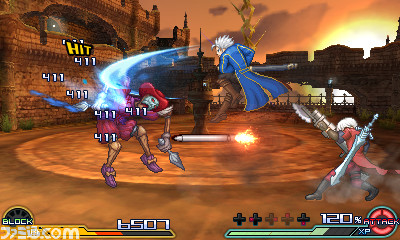 Project x Zone 2: Brave New World trailer shows off new Shinobi and