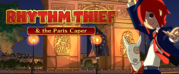 Rhythm Thief & The Paris Caper