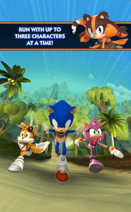 Sonic Dash 2.1