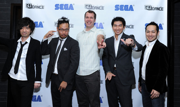 Chris Olson Karuki Satomi SEGA Games CEO