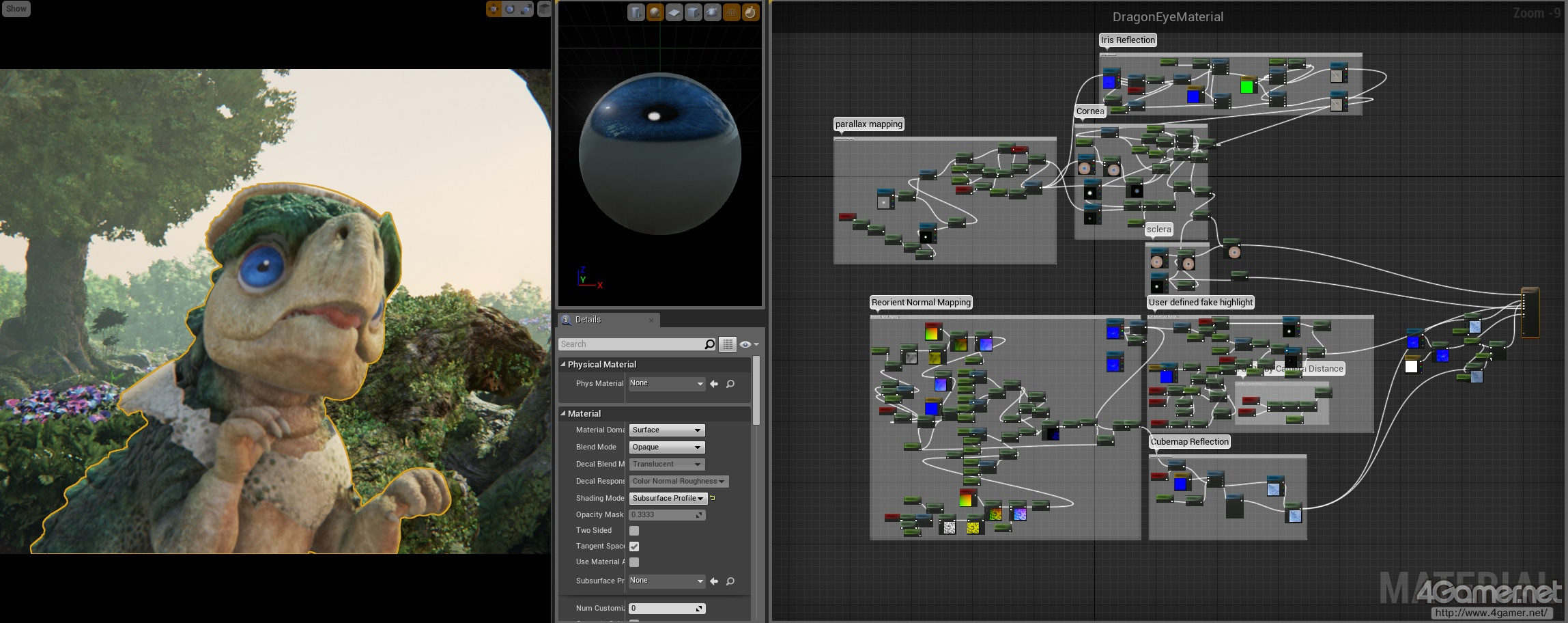 SEGA's Marza studio demos Unreal Engine 4 animations » SEGAbits - #1
