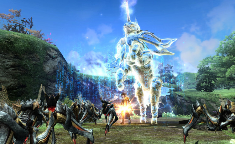 Phantasy Star Online 2 1