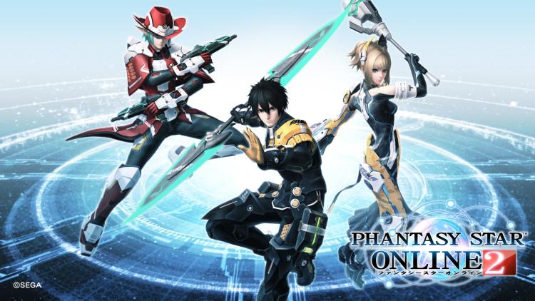 Phantasy Star Online 3