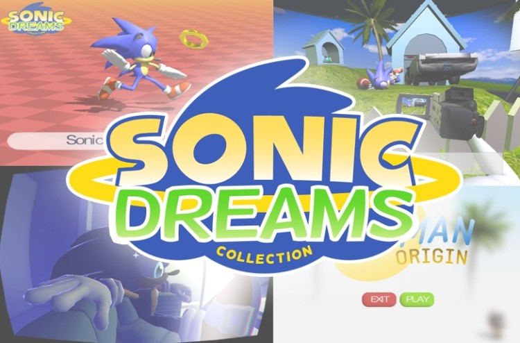 SonicDreamsCollection