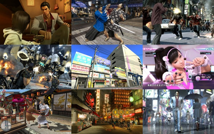 Portraying Japan in AAA manner has been the main purpose of Ryu Ga Gotoku Studio thus far. The studio is led by Yu Suzuki mentored Toshihiro Nagoshi leads the studio and utilizies some of the companies most talented employees from Amusement Vision and Smilebit.