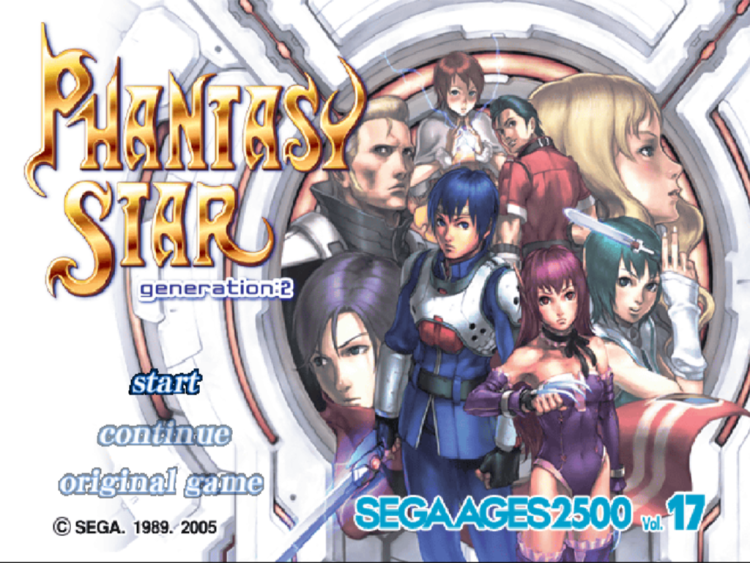 PhantasyStarGenerationPart2