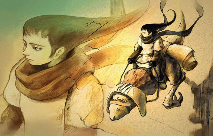 Panzer Dragoon Saga End Result Screen 2