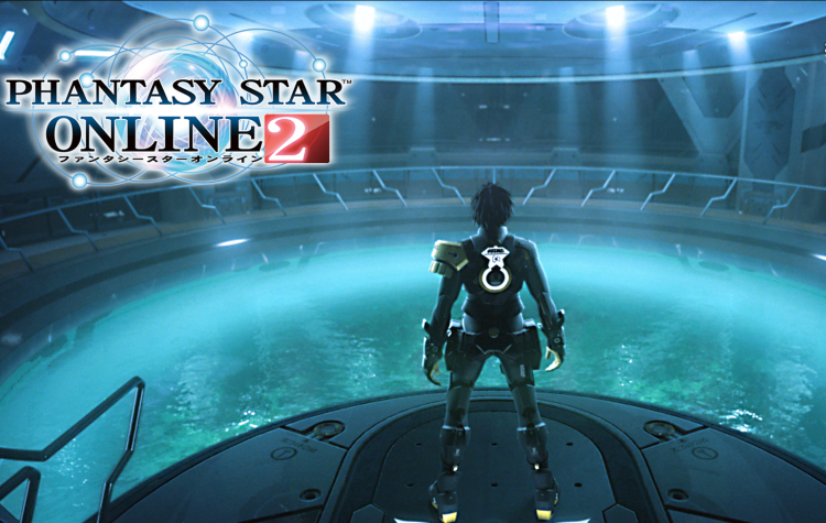 PhantasyStarOnline2Playsation4