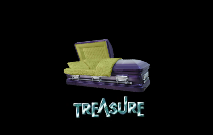 TreasureRIP