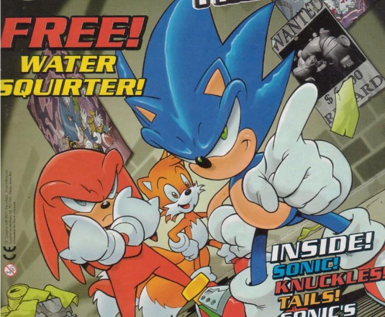 sega memories looking back on fleetway s sonic the comic segabits