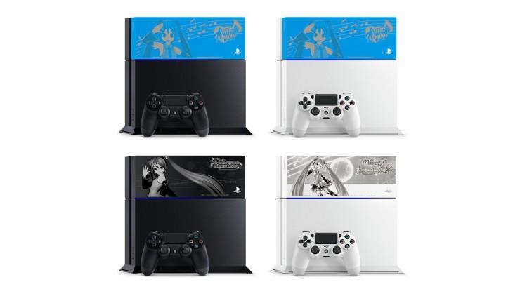 PlayStation 4 versions