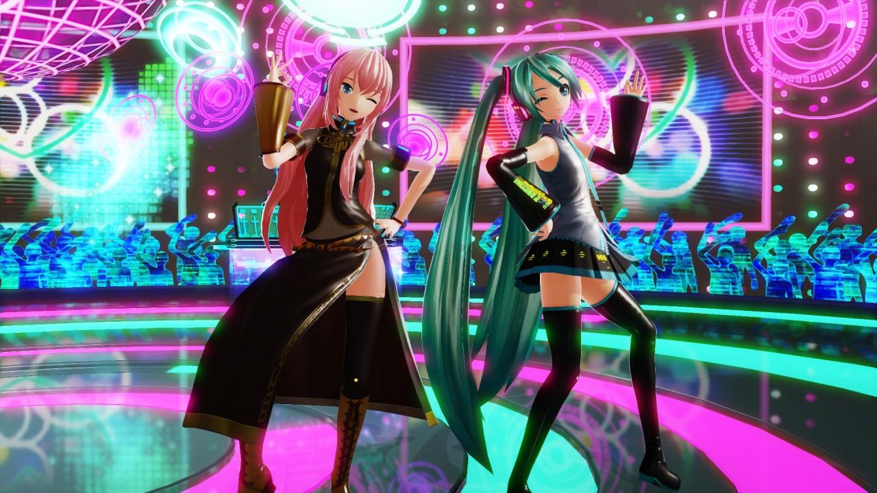 Review hatsune miku project diva x ps4 segabits 1 - Hatsune miku project diva ...