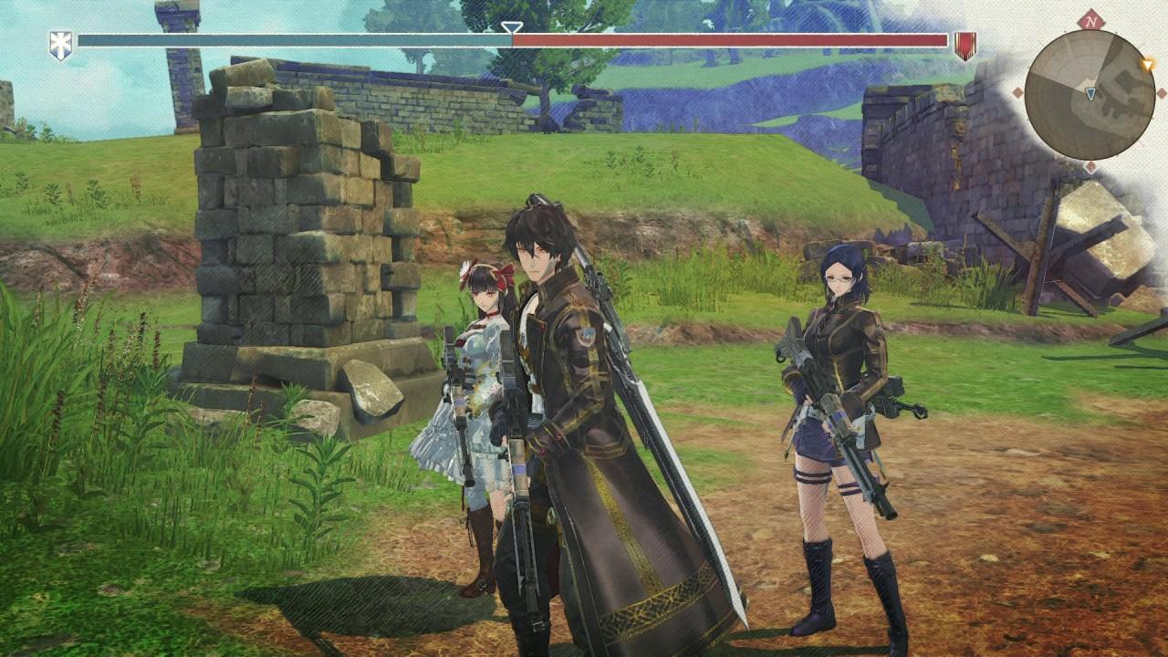 Sega Teases Valkyria Azure Revolution 2 0 Demo 187 Segabits