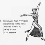 Pink Typhoon aka Blaze Fielding