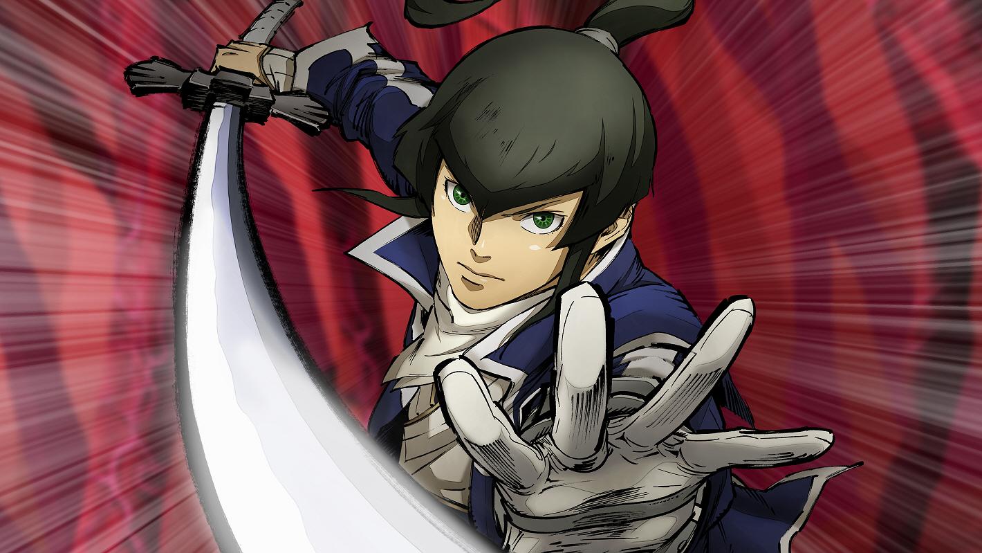 Shin Megami Tensei IV: Apocalypse - Flynn