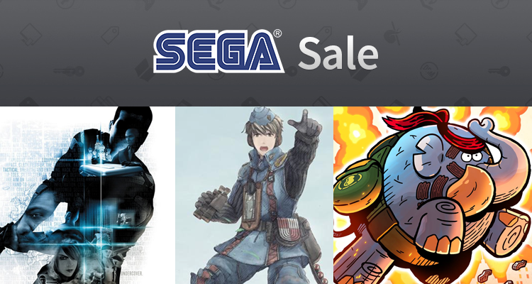sega sale at the humble store