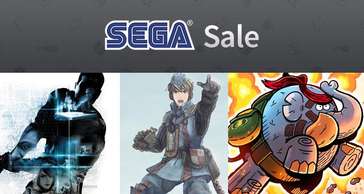 sega sale at the humble store