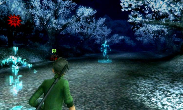 shin megami tensei iv: apocalypse screenshot 3