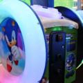 sonic dash extreme arcade trailer