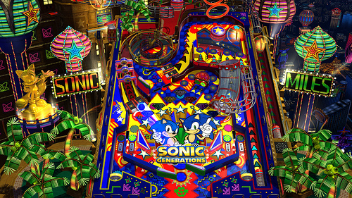 sonic generations casino nights dlc table