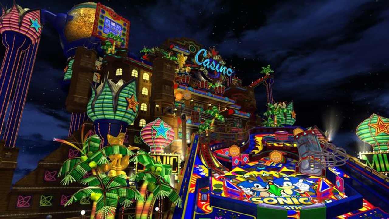 sonic generations casino nights dlc
