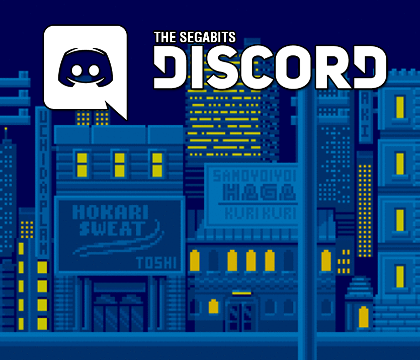 The SEGAbits Discord Server