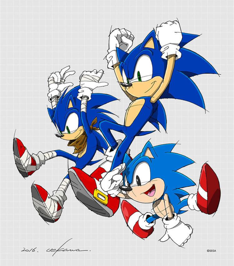 Sonic-art-print_Uekawa