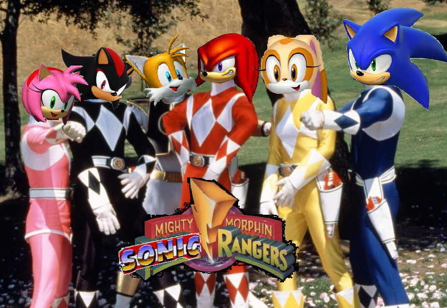 Sega channel retro stream highlights a brief history on david gonterman segabits 1 source - Sonic power rangers dino charge ...