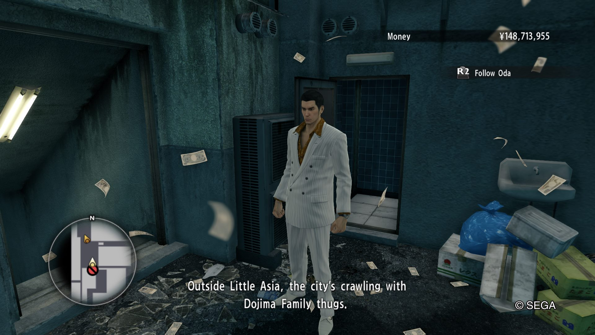 yakuza 0 patch