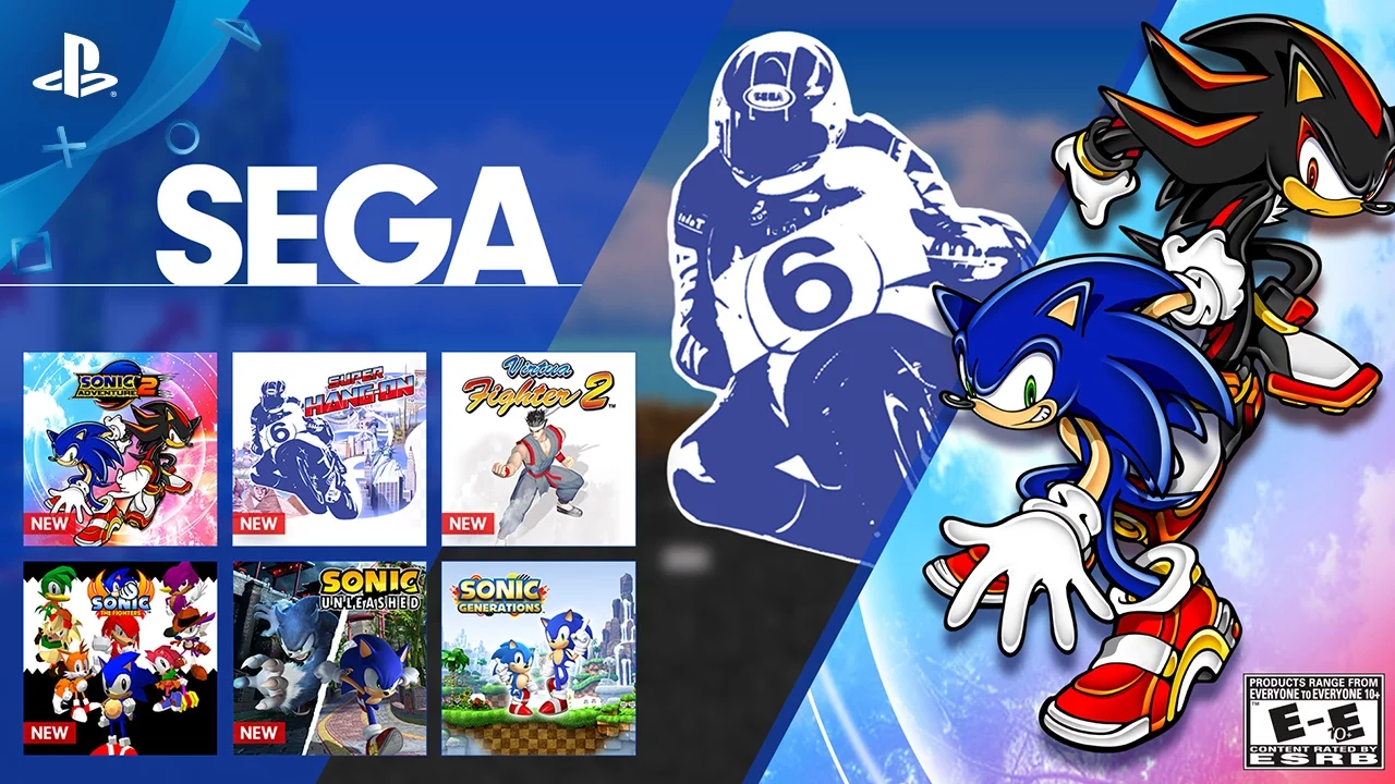 New Sonic Game For Ps4 : Playstation now adds sega games to streaming line up